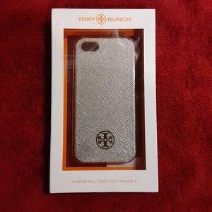 Tory Burch iPhone 5 hardshell case NIOB NWT